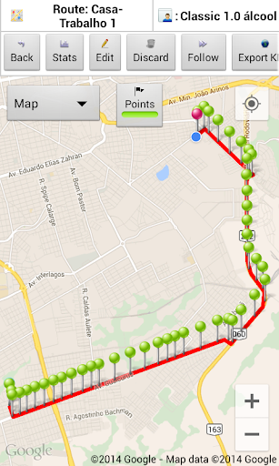 My Route PRO