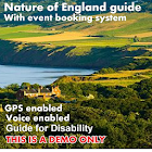 Nature England Guide icon
