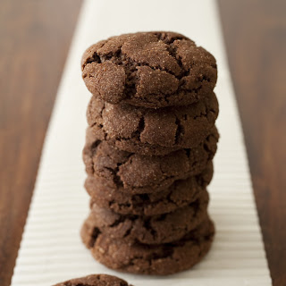 Spicy Mexican Chocolate Cookies