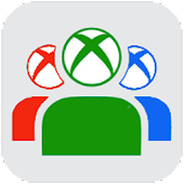 XBox Live Friends Widget