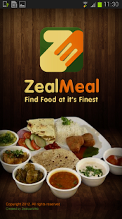 ZealMeal- screenshot thumbnail