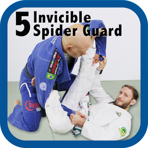 5, Invincible Spider Guard 運動 LOGO-玩APPs