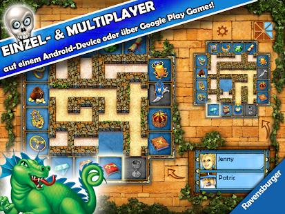 Das verrückte Labyrinth Screenshot