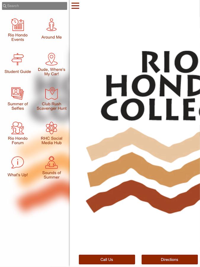 Rio Hondo Community College - screenshot