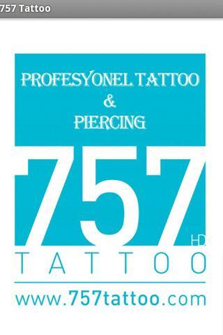 【免費生活App】757 Tattoo-APP點子