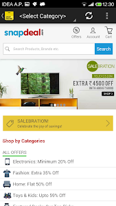 Online Shopping - CouponShah screenshot 4