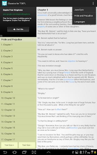 免費下載書籍APP|Classics for TOEFL app開箱文|APP開箱王