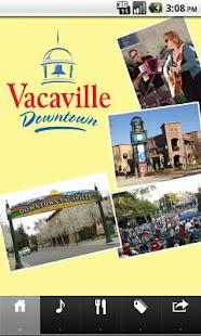 Downtown Vacaville California- screenshot thumbnail