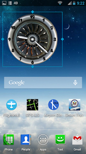 Aviator Clocks - screenshot thumbnail