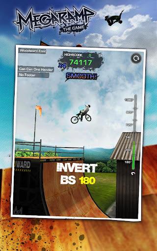 MegaRamp Skate & BMX FREE  screenshots 4
