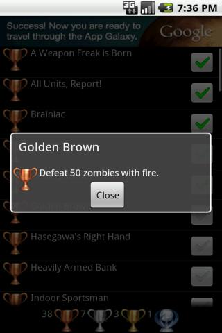 Trophies 4 Yakuza Dead Souls - screenshot