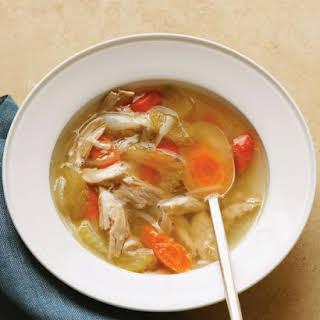 Basic Chicken Soup.