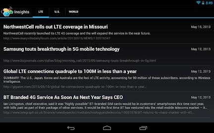 CellMaps Mobile Coverage Screenshot 14
