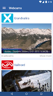 Esquiades.com - Ski Offers - screenshot thumbnail