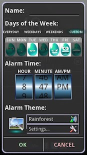 touchAlarm Lite: Alarm Clock - screenshot thumbnail