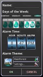 touchAlarm Lite: Alarm Clock- screenshot thumbnail
