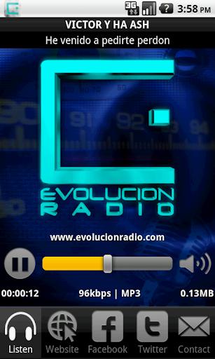 Evolucion Radio