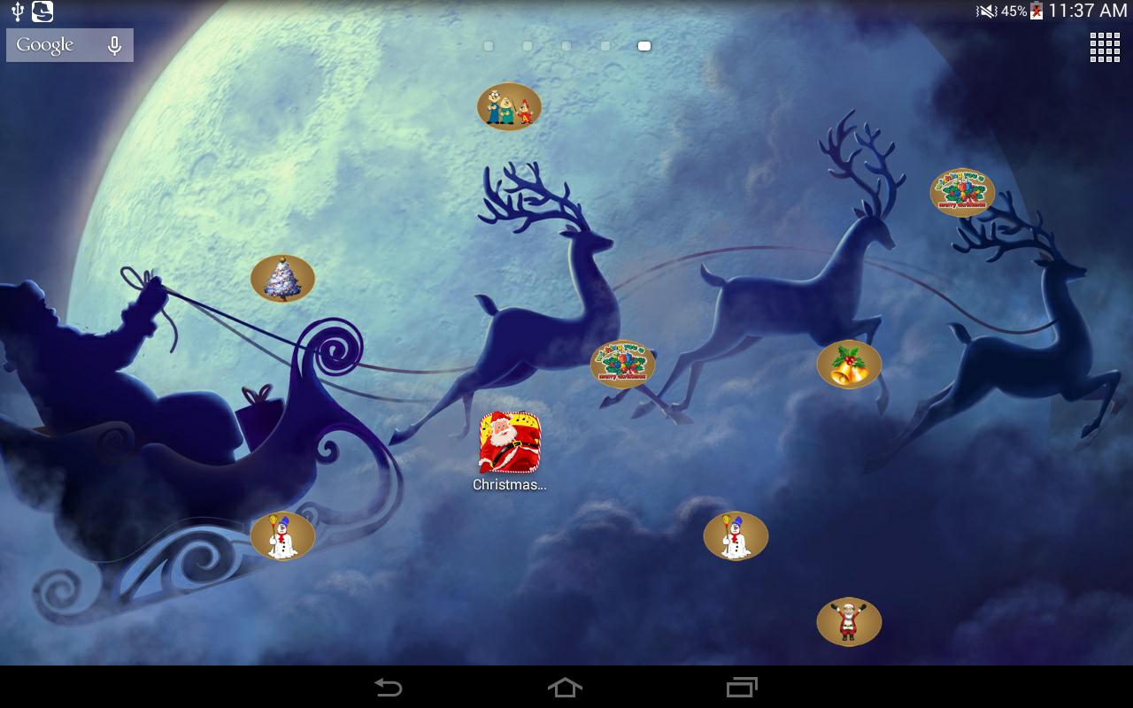 Christmas Songs and Music - screenshot