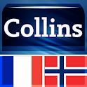 French<>Norwegian Dictionary T logo
