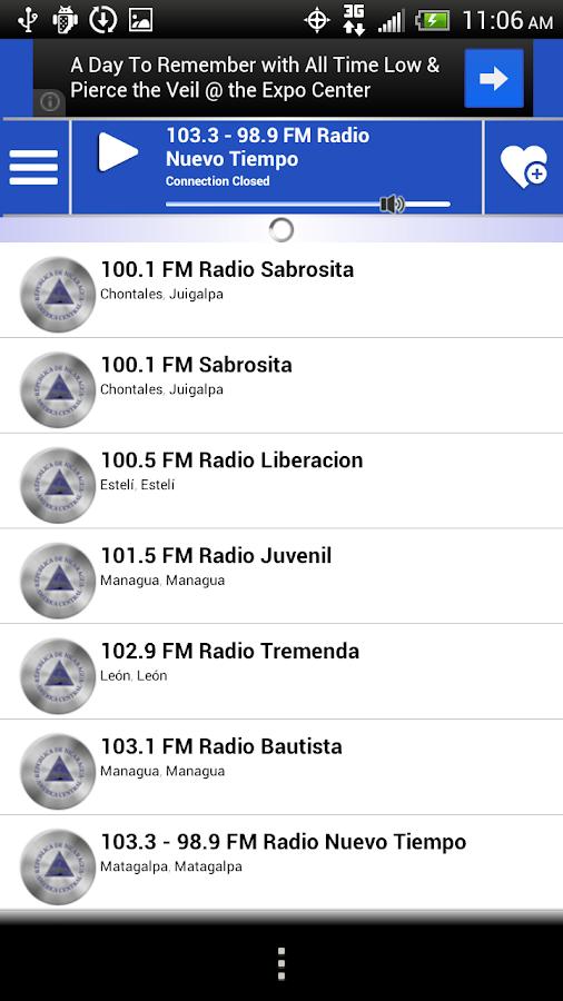 Nicaragua Guide News & Radios- screenshot