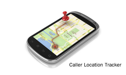 移動呼叫者的位置跟蹤器