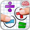 2 Player Reactor: Math Games icon
