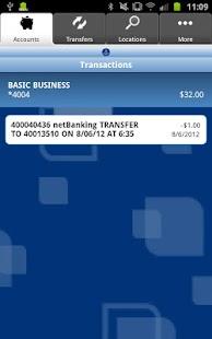 Anchor Bank Mobile Application - screenshot thumbnail