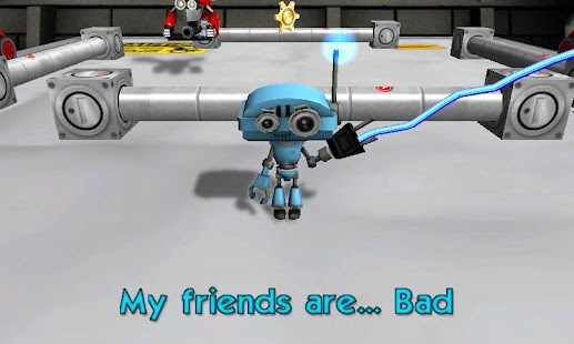Good Robot Bad Robot 3D- screenshot thumbnail