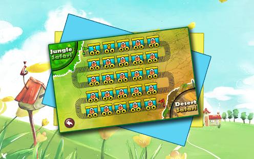Bungee Train screenshot