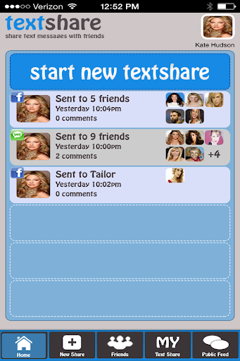 TextShare