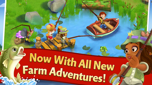 FarmVille 2: Country Escape[Unlimited Keys]