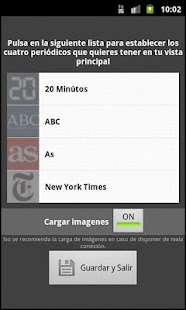 Noticias Frescas - screenshot thumbnail