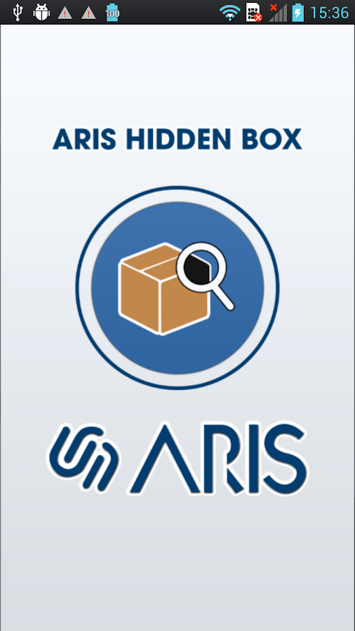 ARIS Smart Hidden Box - screenshot