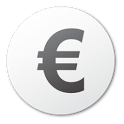 GB Pounds to Euros converter icon