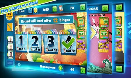 Bingo Fever - Free Bingo Game 1.10 screenshot 347778