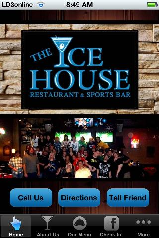 The Ice House Bar Restaurant