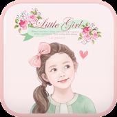 Little Girl go locker theme