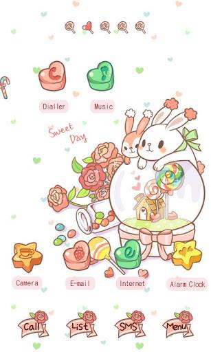 CUKI Theme Enjoy Sweet Day