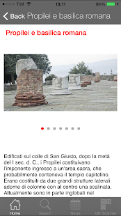 Trieste Cultura - eng. version- miniatura screenshot