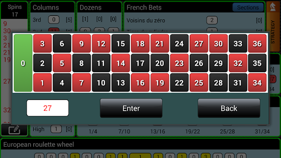 Smart Roulette Tracker- screenshot thumbnail