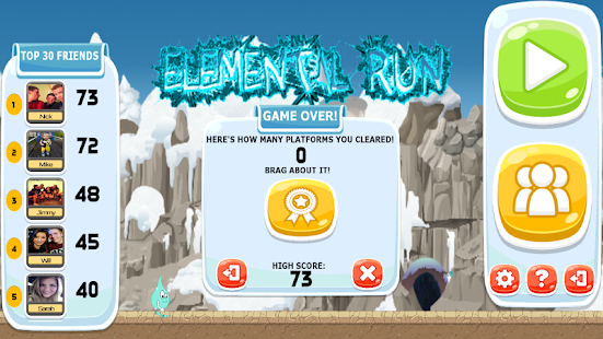 Elemental Run- screenshot thumbnail