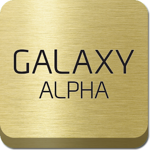 GALAXY ALPHA Experience (DK) Icon