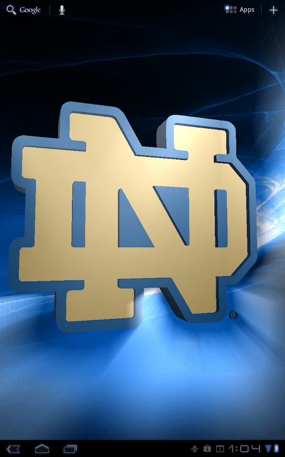 Notre Dame Irish Live WPs- screenshot