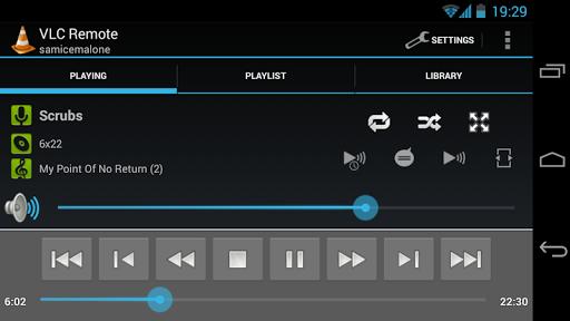 Remote for VLC (Stream Fork)  screenshots 4