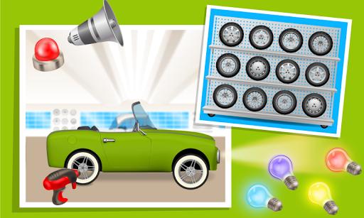 Mechanic Max - Kids Game screenshot