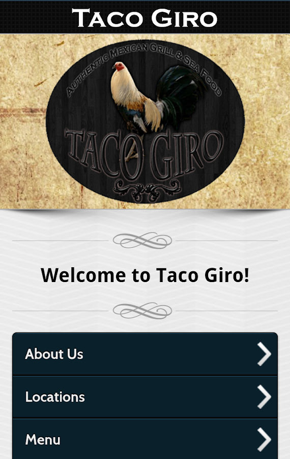 Taco Giro- screenshot