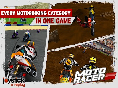 Moto Racer 15th Anniversary- screenshot thumbnail