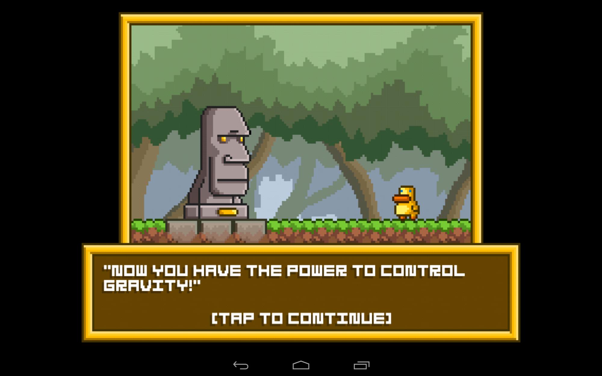 Gravity Duck screenshot #1