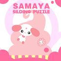 Samaya Sliding Puzzle logo