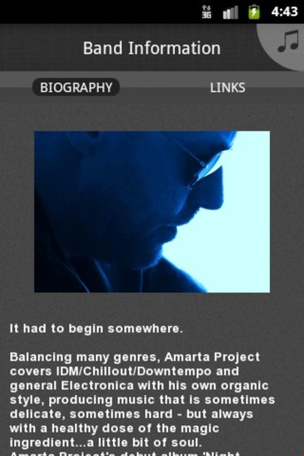 Amarta Project - screenshot